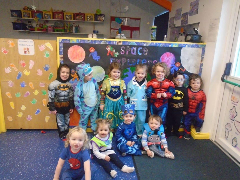 Our nursery is still open and has some spaces available for any children of key workers  We have both under 2's and over 2's places available, so if you are a key worker and are looking for some extra help with childcare then please contact our nursery team on 679585. pic.twitter.com/OfWgkaS1hv