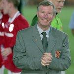 Image for the Tweet beginning: Sir Alex Ferguson ist eine