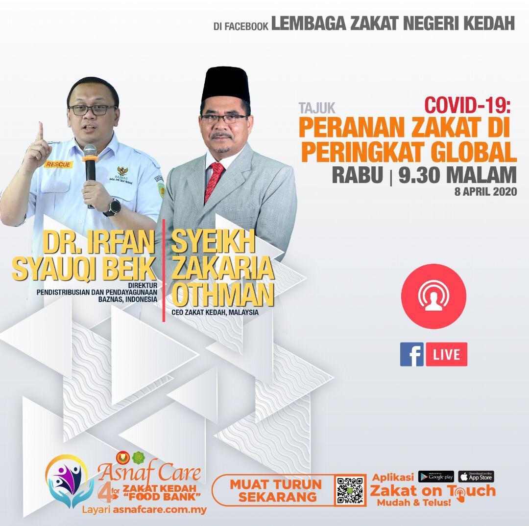Irfan Syauqi Beik On Twitter Dialog Malam Ini Di Fb Lembaga Zakat Negeri Kedah Malaysia Yg Berkeluangan Waktu Diundang Hadir Https T Co Pzwbdf6vsr Https T Co 7arsbrxo9a