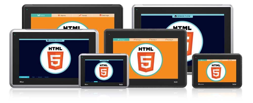 X2 pro web & X2 extreme web für industrielle Anwendungen - jetzt kaufen und sparen! Die X2 Web-HMIs sind perfekte HMIs für Unternehmen und Benutzer, die HTML5-Webtechnologien in industriellen Umgebungen einsetzen möchten. #hmi