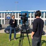 Image for the Tweet beginning: 🗣 #Przondziono im Interview für