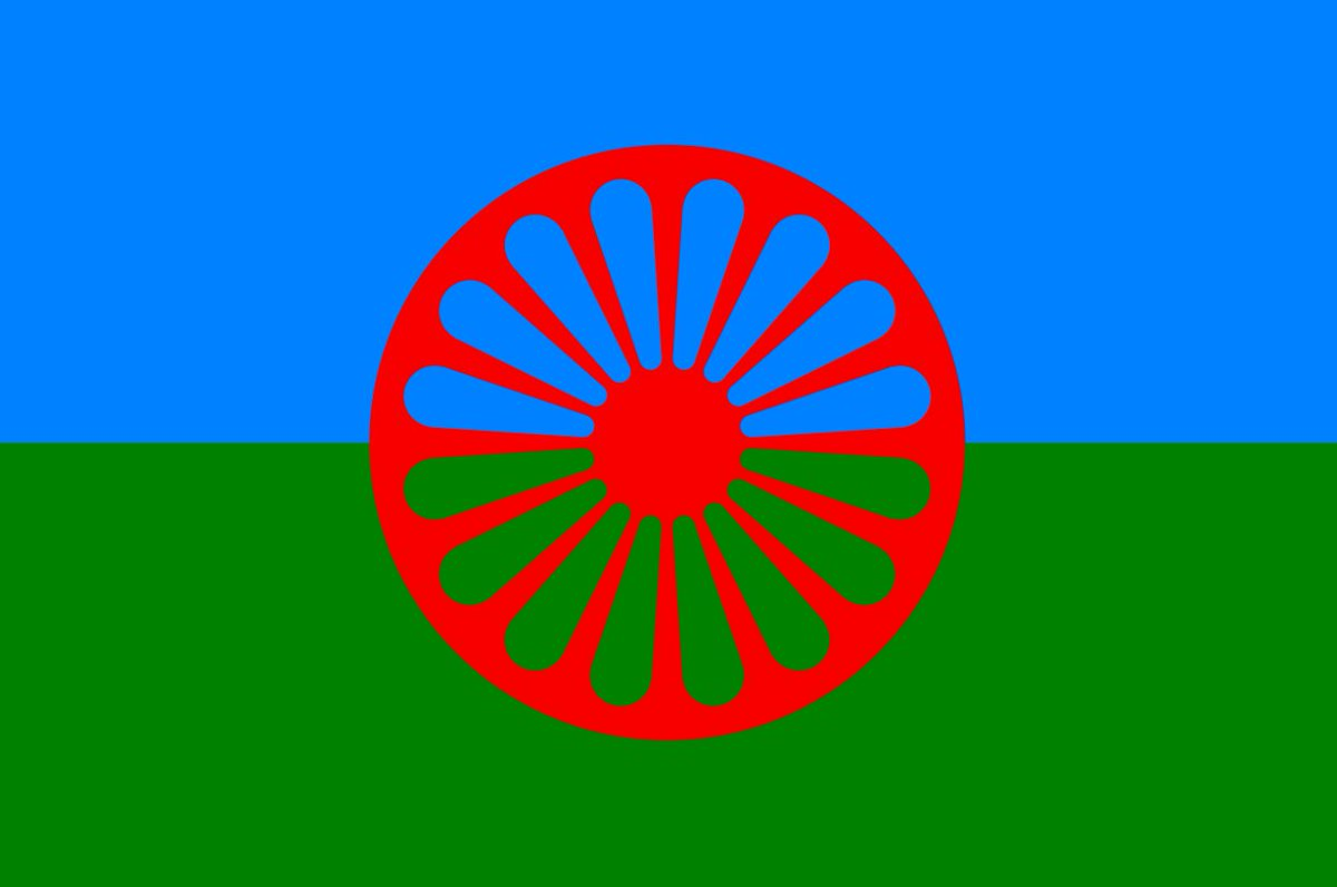 Its International Romani Day. Really heartening to see digital is being used to bring people together today. At a time when GRT rights are under attack across Europe its so important. We must raise our voices to fight endemic racism. coe.int/en/web/belgrad…