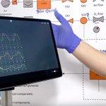Image for the Tweet beginning: Tesla reveals second ventilator prototype