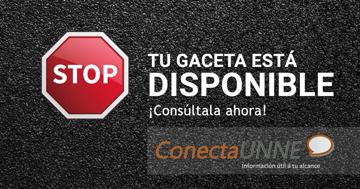 Compañero Operador: La gaceta #ConectaUNNE No. 7 ya está disponible. Consúltala en  https://t.co/zmAcLgzOrm https://t.co/SzQ3epvAXq