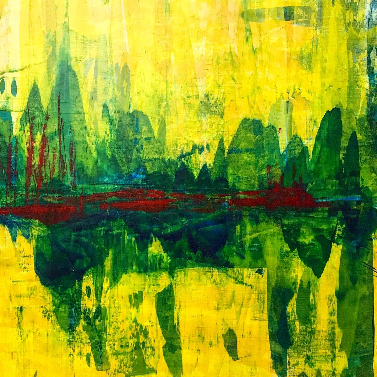 Reflections of realities, 2018 by Vilma Machado #linz #art  #artist #artwork #contemporaryart #curator #reflections #kunst #kunstwerk #künstler #gallery #museum #artmuseum #reality #vilmamachado #vilmamachadoartpic.twitter.com/MD3IdwQdKq
