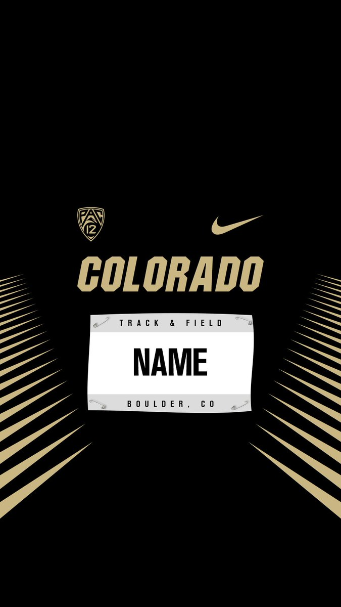 Colorado Buffaloes Track Xc Cubuffstrack Twitter
