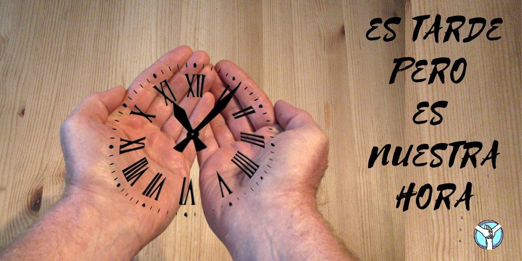 El tiempo y la oportunidad