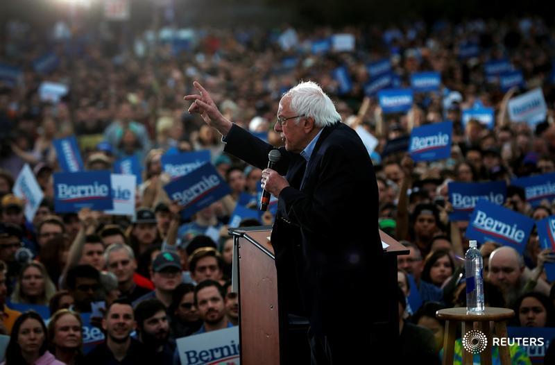 .@BernieSanders suspends 2020 Democratic campaign