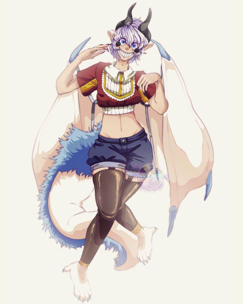 Shiro.  #oc #dragon #originalcharacter #art. #artist #artwork #artistic