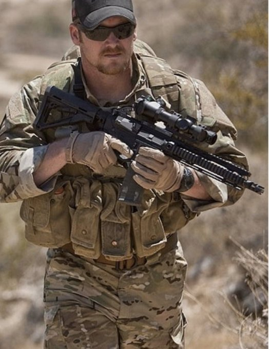 Happy Birthday to the LEGEND Chris Kyle