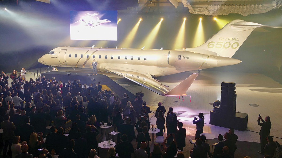 High-end power  Alan Mangels, Rolls Royce Vice President, Sales and Marketing, Business Aviation, on the company's latest engine wins https://t.co/byZ0Ei35EA @RollsRoyce #RollsRoyce #Pearl15 #Pearl700 #Global6500 #aircraft #jet #engines #BusinessAviation #BizAv #BAM #BizAvMag https://t.co/JE3Dt5SgR0