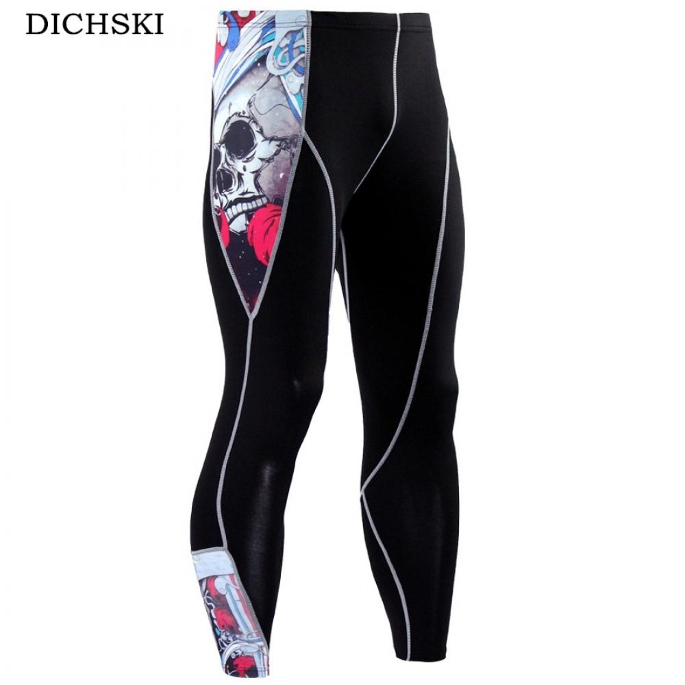 DICHSKI Spring Autumn Summer Nylon Cycling Pant Men Mountain Bike Cycling Tights Elasticity Sports Fast-Drying Animal Pants   #fashion|#sport|#tech|#lifestyle