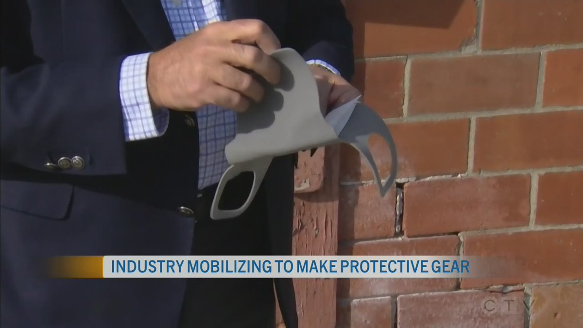 ANSWERING THE CALL: @APMACanada President @FlavioVolpe1 joins us with more on how industries are pivoting to produce much-needed medical supplies. #COVIDCanada #PPE  https://ottawa.ctvnews.ca/video?clipId=1935861&binId=1.1164511&playlistPageNum=1…pic.twitter.com/Wmkl5aeYYZ