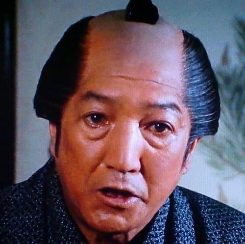 """টুইটারে 猛虎の伸助: """"悪役は浜田寅彦さんでした。… """""""