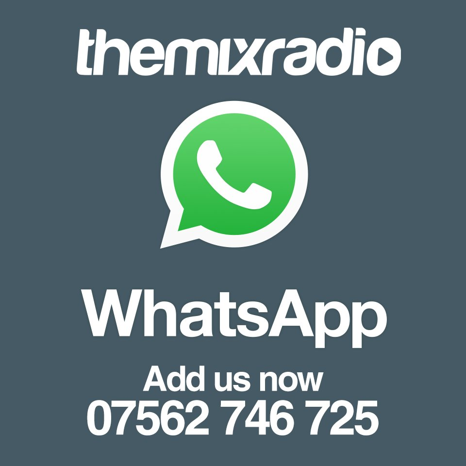 """Send us a voice note on WhatsApp saying...""""Hi I'm [your name] and I want to hear [song request] on The Mix Radio"""" and you could be heard on air!  #WhatsApp #whatsappaudio #Radio #GetInvolved #voicenote #addusnow #request #hitmusic #isolationmotivationpic.twitter.com/0gWU3Vc99I"""