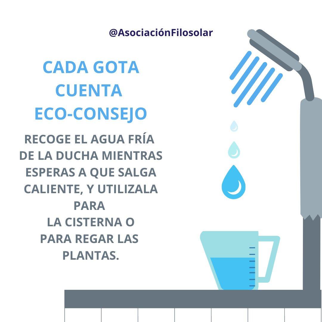 [ES] ¡Consejos saludables y ecológicos para la cuarentena!  [EN] Sustainable tips for this quarantine!  #COVID19 #QuedateEnCasa #EcoConsejo #AhorrarAgua #consejosdecuarentena #encasa #StayHome #stopclimatechange  #QuarantineLife #SaveWater #CadaGotaCuentapic.twitter.com/kbf6ghZdzb