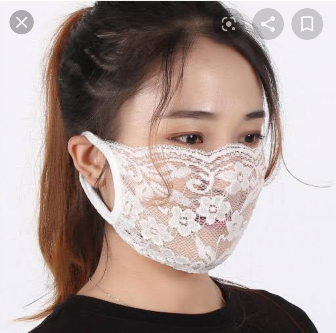 マスク ブラジャー 手作り