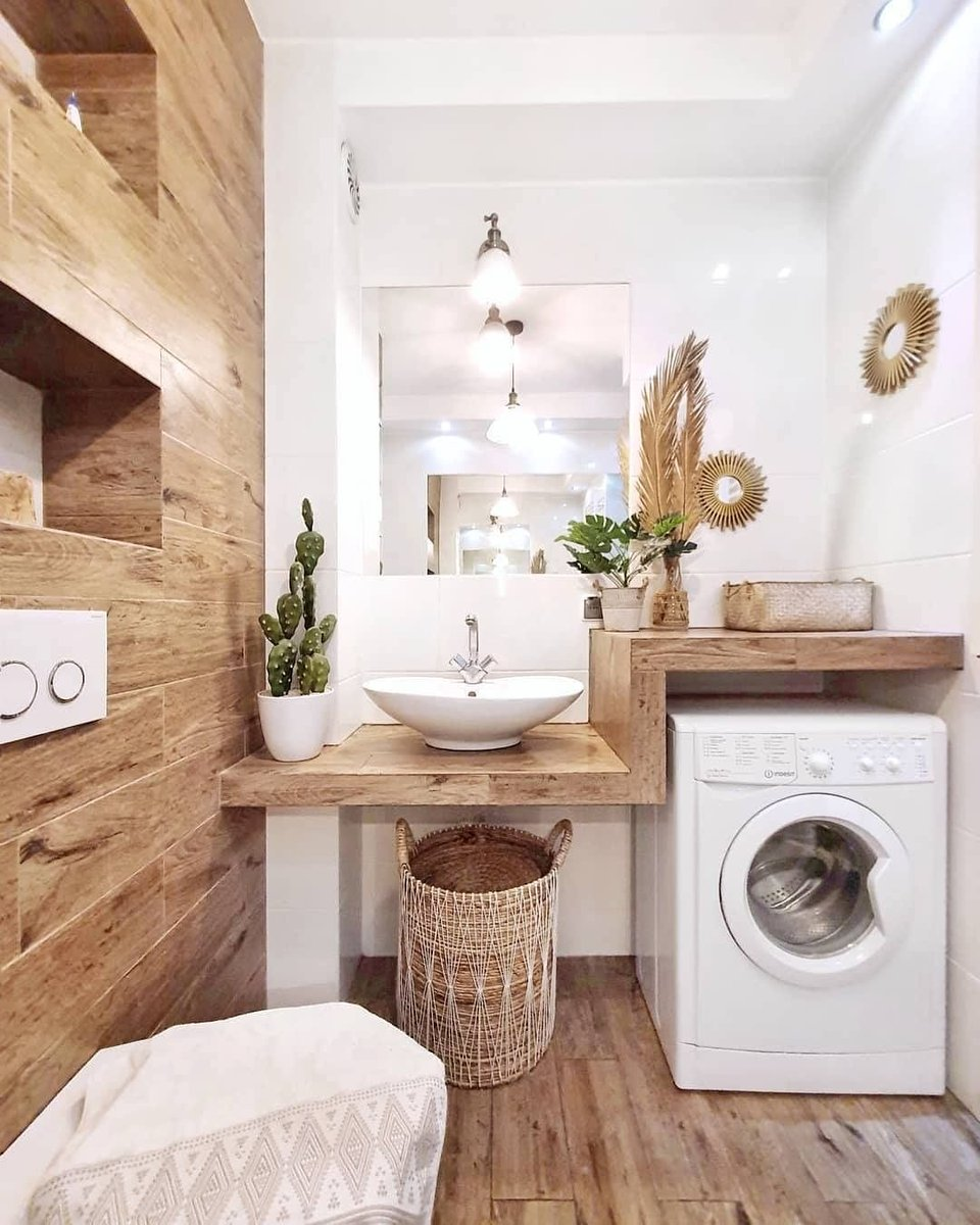 Don't you love this? . . . . . . . . . . . . . . . #homewithrue  #bathroominteriors #bathroomrenovation #bathroominterior #smallbathroom #domoweinspiracje #sharemywestwingstyle #mittnordiskehjem #nordicroom #dreambathroompic.twitter.com/9iRWpfwIQ2