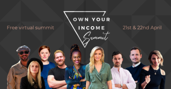 This is your chance to learn from the best. Join this FREE 2-Day virtual summit, hear from business experts & entrepreneurs from around the world! Secure your seat and find out more here: https://member.futurefemales.co/ownyourincomesummit37636857 …  @Legalese_SA @LiveUnsettled @KerstinKolumna  #futurefemales #summit