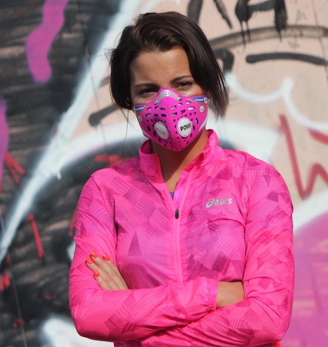 Lot de 2 Respro Masques Filtre City