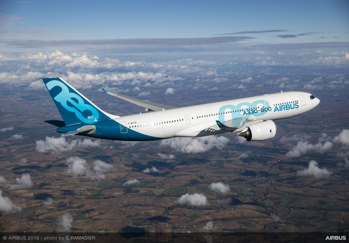 Congratulations @airbus on your latest #A330neo milestone. Proud to power your aircraft with our Trent 7000 #WeAreAviation
