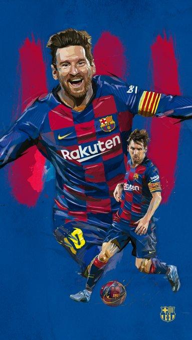 Twitter À¤ªà¤° Fc Barcelona Wednesdaywallpapers Leo Messi Envoyez Nous Vos Captures D Ecran Si Vous Les Utilisez En Fond D Ecran