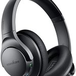 Image for the Tweet beginning: Soundcore Life Q20 Bluetooth Headphones,