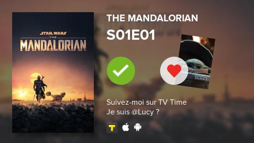I've just watched episode S01E01 of The Mandalorian! #mandalorian The Mandalorian #tvtime https://tvtime.com/r/1jGORpic.twitter.com/a167u9EsXr