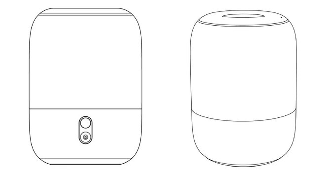 #Xiaomi to launch #Apple HomePod design like smart speaker, reveals patent.   Check other smart speakers: https://in.ohmyfind.com/search/smart-speakers …pic.twitter.com/HLLykmTUPs