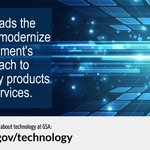 #WhatWeDoWednesday - GSA's innovative technology programs and initiatives are building a more secure and agile 21st century government.   ▶️ Learn more: https://t.co/ZRnYQsbyW8