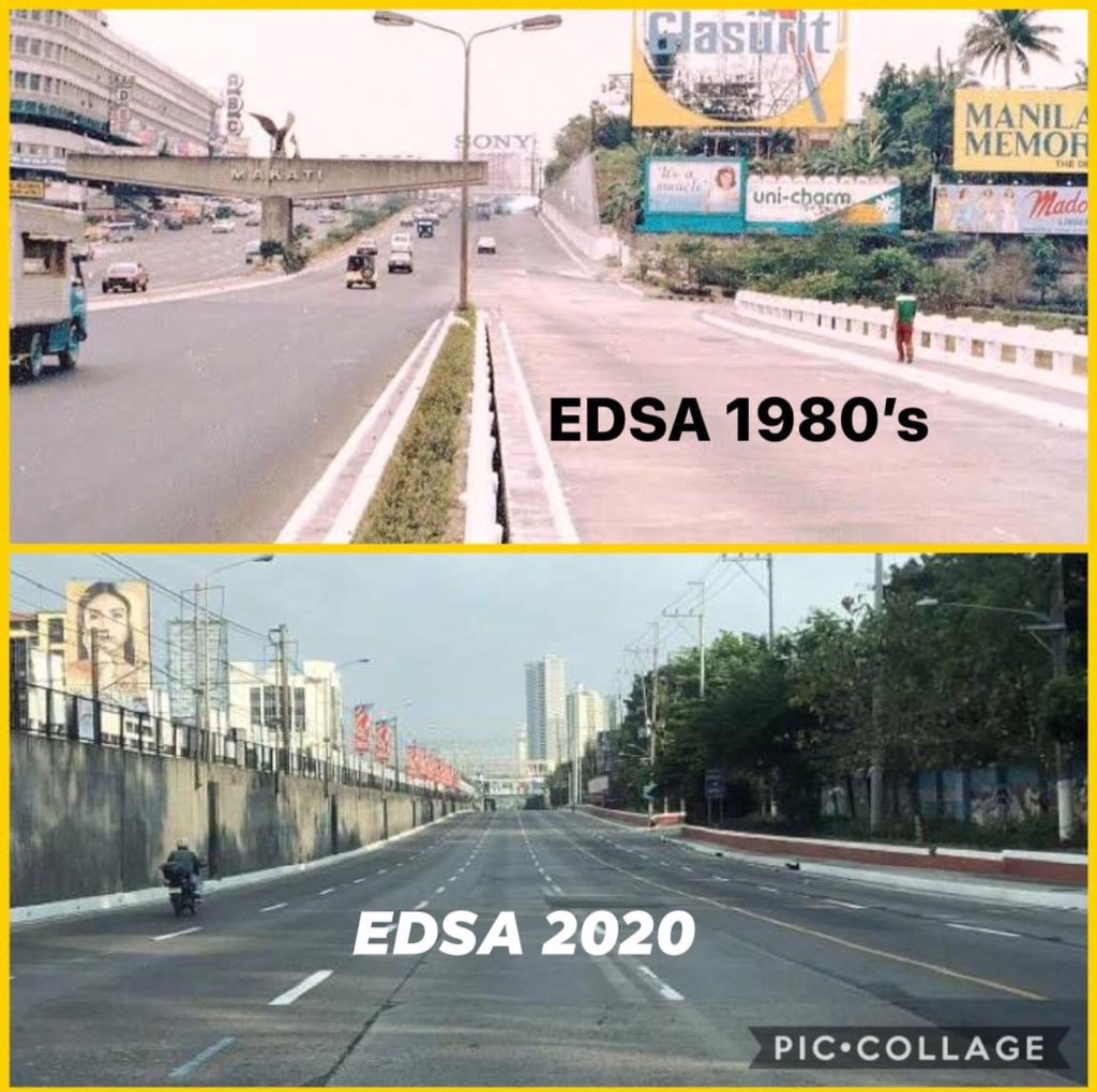 All who grew up during the 70's knows what this picture means @gmanews @cnnphilippines @ManilaPIO @pcooglobalmedia @PTVph #NOPoLLuTion #NOtraffic #lessStress pic.twitter.com/917ETcCJ9y