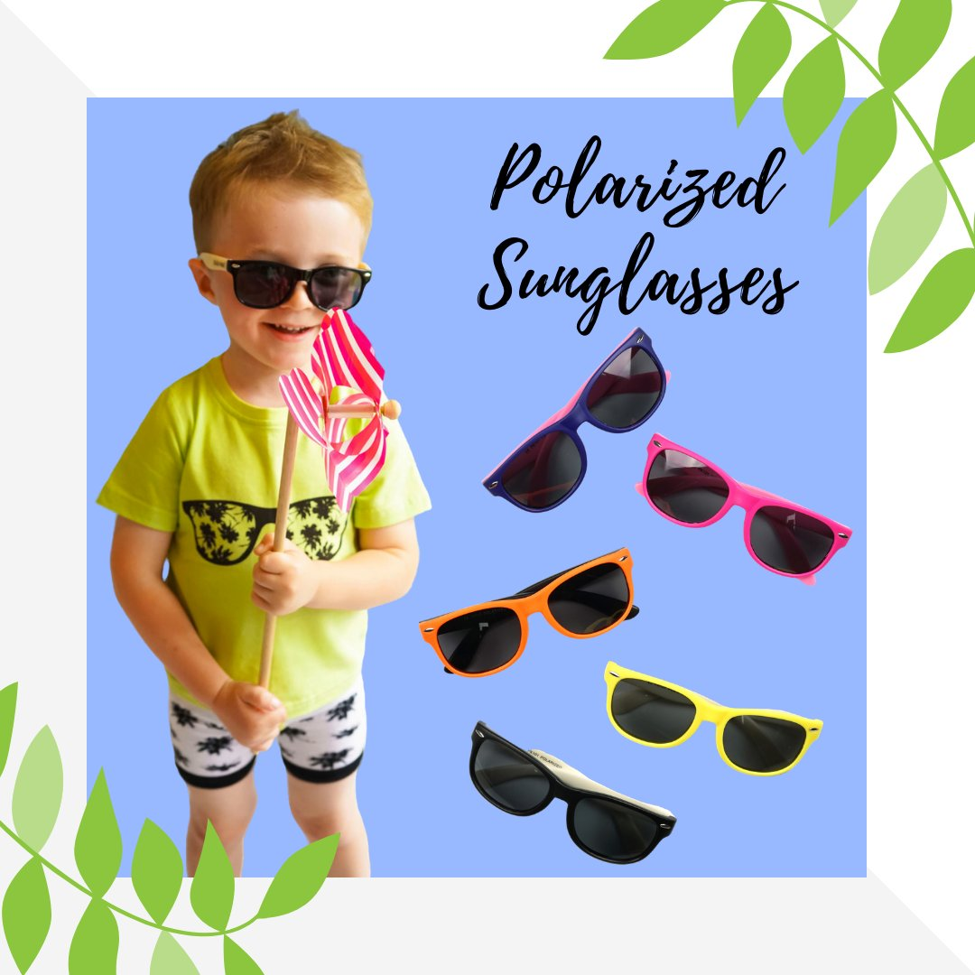 Bright Sun - No Problem Our sunglasses come in 4 funky colourways which feature polarized lenses - not just a fashion accessory!  #sunglasses #bladeandrose #sunnydays #babyfashion #childrensclothing #fashionaccessories pic.twitter.com/hLmOxMW4qU