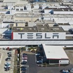 Image for the Tweet beginning: Tesla will furlough workers and