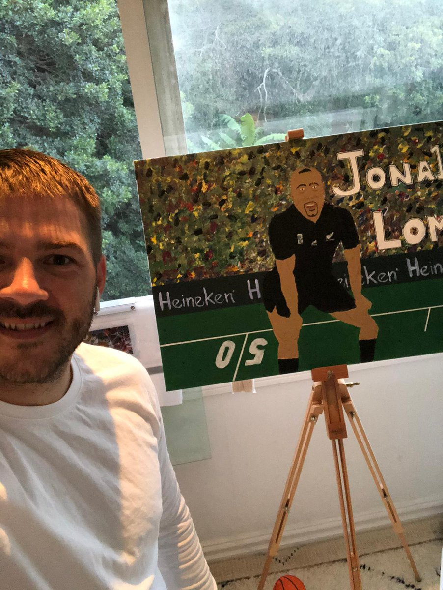 test Twitter Media - One of the golden nuggets from @seanny202 and @drew_mitchell's Instagram live chat last week. 🎨  Which number 11 should Drew paint next? ⬇️ #WhatDrewDraws https://t.co/LBsPul88l4