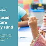 Image for the Tweet beginning: A home-based #childcare emergency fund