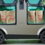 Image for the Tweet beginning: California allows startup Nuro to