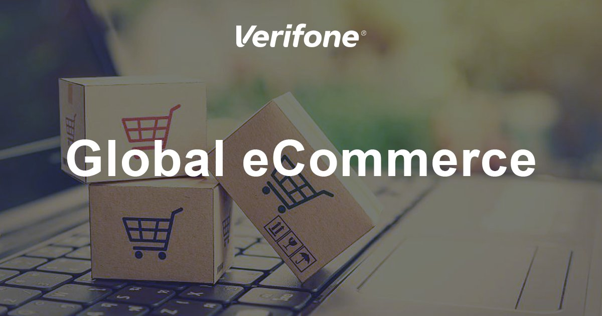 During our week highlighting Verifone Cloud Services, our Global eCommerce capabilities are crucial, allowing POS & online transactions to be consolidated & actionable through a unified portal. All transactions, any channel, in one place. Learn more at https://t.co/RUaLGulN8d. https://t.co/q9NSDNI1ae