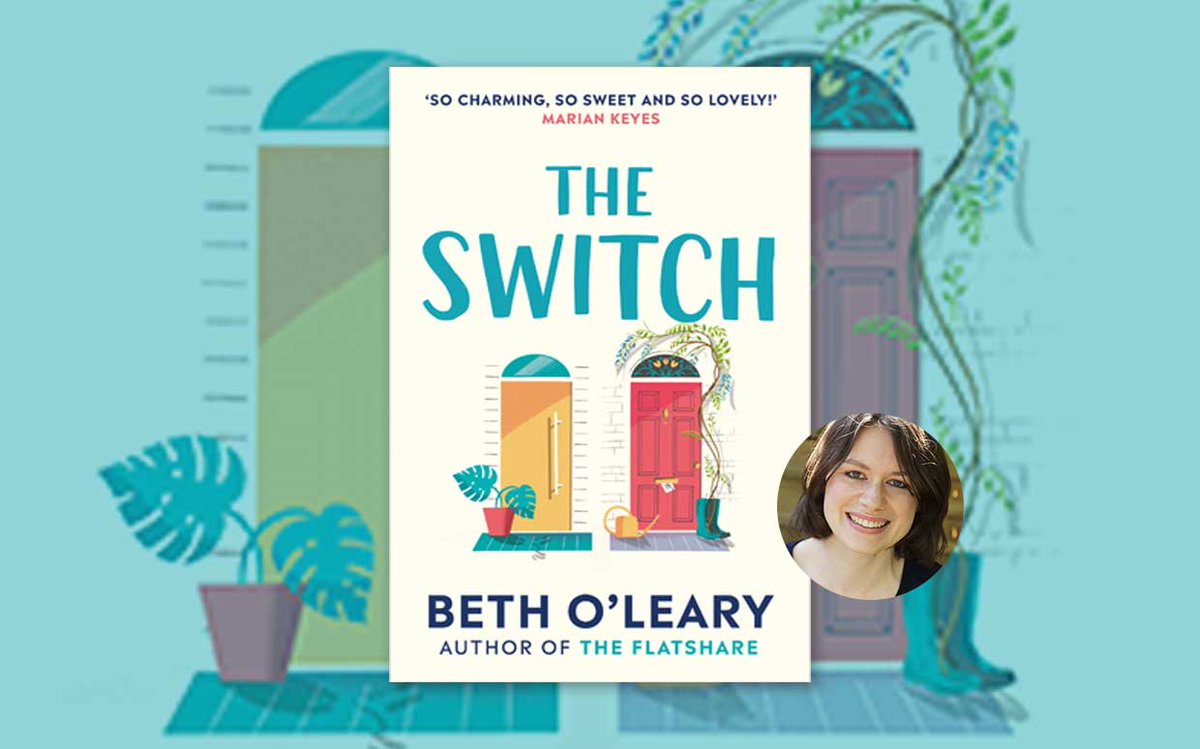 The Switch de Beth O'Leary EVFo5pRUcAEzL04