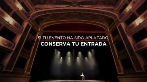 Si tu evento ha sido aplazado y compraste tus entradas en El Corte Inglés, ¡consérvalas! 🎟 Juntos por la cultura. http://bit.ly/39RVFH5 #EstamosATuLado #ConservaTuEntrada