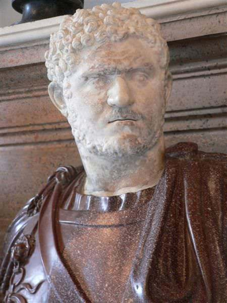 RT ahencyclopedia Today in #history: Emperor Caracalla is assassinated. He is succeeded by his Praetorian Guard prefect, Marcus Opellius Macrinus. (217 CE) #OnThisDay Read more: ancient.eu/Caracalla/