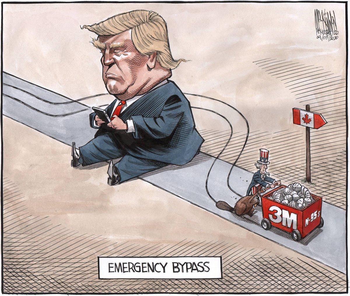 Bruce MacKinnon's new Political cartoon is dead on.  #Canada @CH_Cartoonpic.twitter.com/ydjJC5MuMO