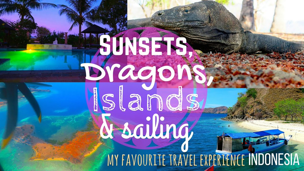 SUNSETS, DRAGONS, ISLANDS & SAILING - KOMODO TRIP LOVE  #SoutheastAsiaDestinations #SoutheastAsiaTour #SoutheastAsiaTravel #SoutheastAsiaTrip #SoutheastAsiaVacation #YouTube  https://www.laviezine.com/76750/sunsets-dragons-islands-sailing-komodo-trip-love/ …   .pic.twitter.com/SUsYqMzaxF