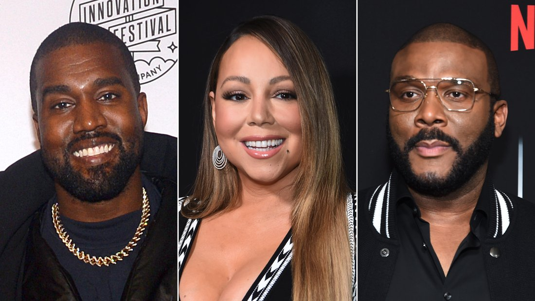 Kanye West, Mariah Carey and Tyler Perry set to appear at virtual Easter service https://cnn.it/2XjVguhpic.twitter.com/BpcKIL5hEu