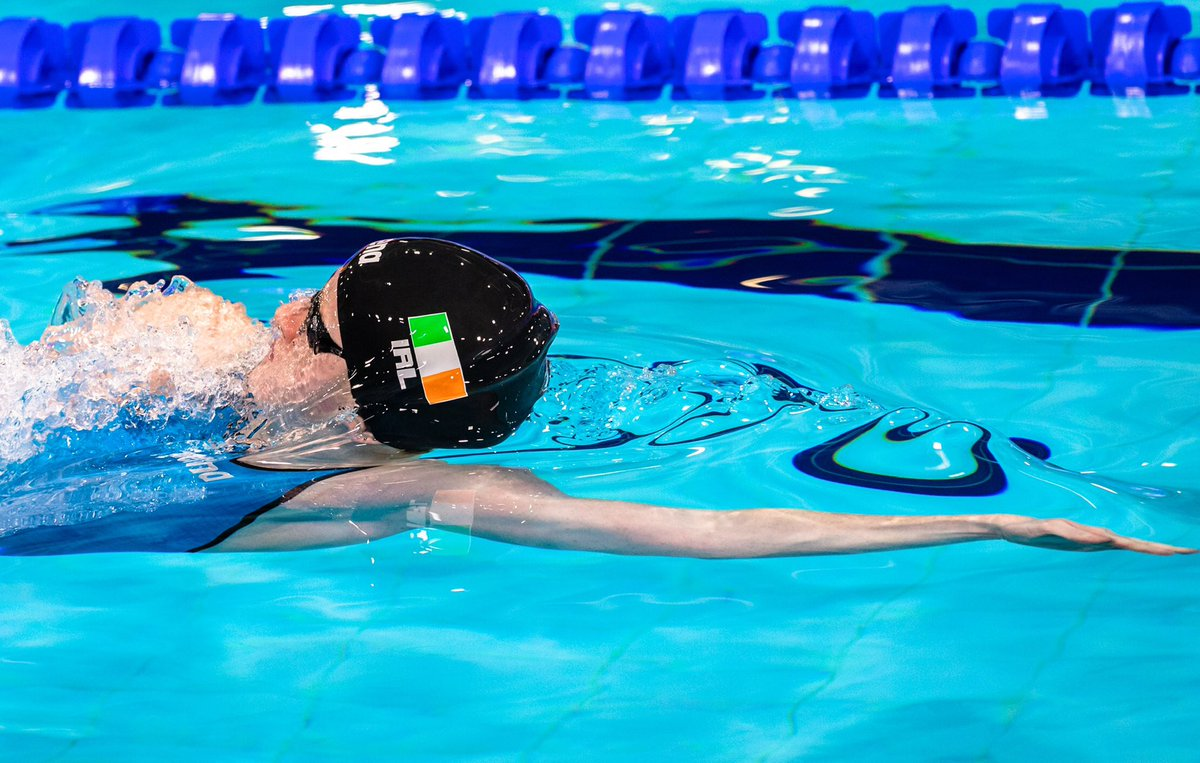 Next up in our swimming hot seat from @swimireland is elite #TeamIreland swimmer Danielle Hill! Head over to our Insta-stories and get those questions in, she's live from 4-6pm!  Remember our Instagram account is team_ireland_olympic 💚💚