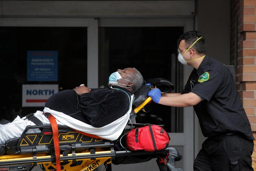 Key U.S. coronavirus death projection revised down to 60,000