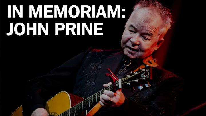John Prine, legendary singer-songwriter, dies from coronavirus at 73 https://ti.me/2RngJPo pic.twitter.com/VxMFR7sr2l