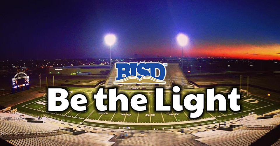 Birdville Isd On Twitter Birdville Isd Families Friday April 10 From 8 9 Pm We Are Turning On The Lights At The Fine Arts Athletics Complex As A Symbol Of Hope And An Assurance