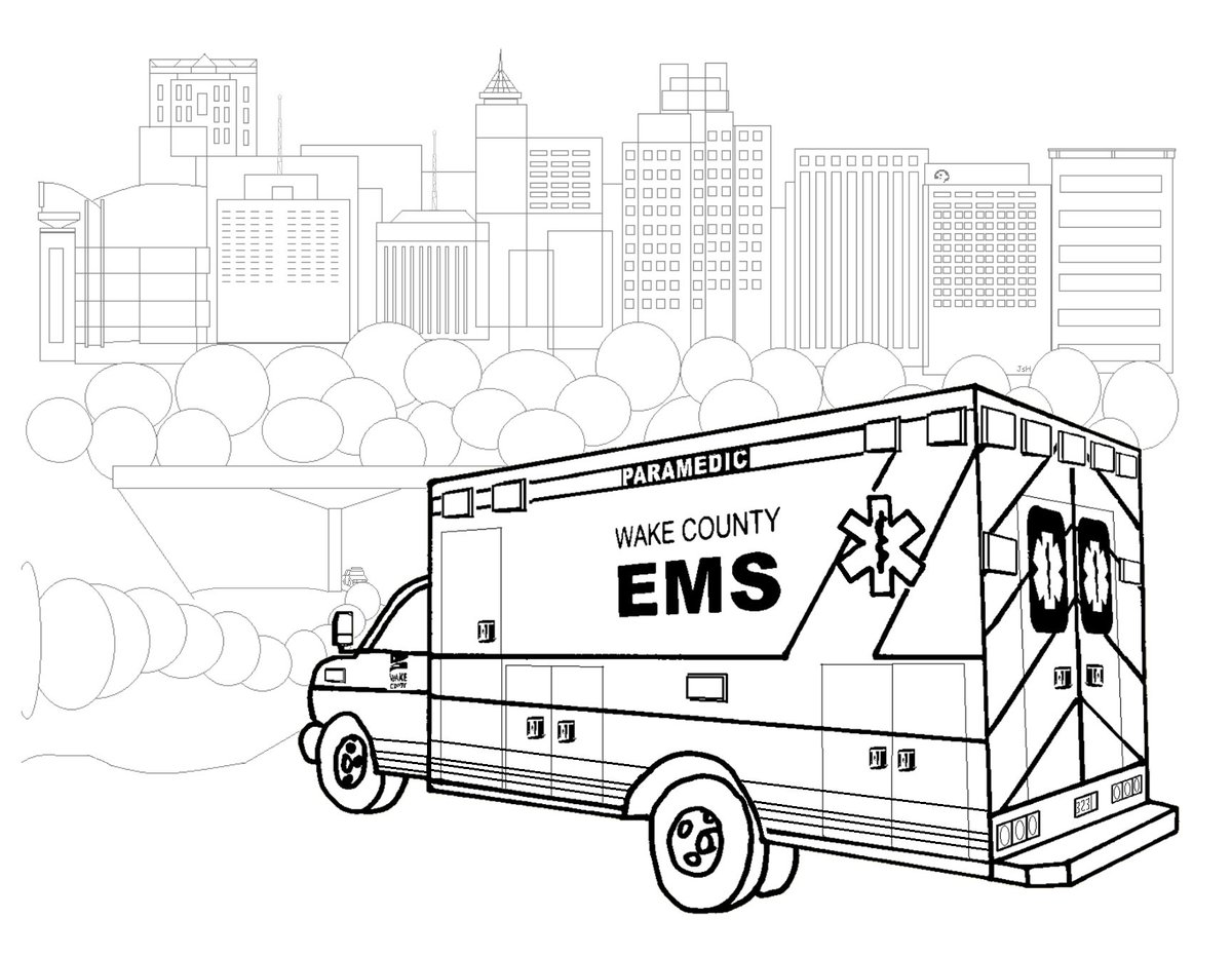 EMS Life: A Snarky Coloring Book for Adults: A Funny Adult ... | 931x1200