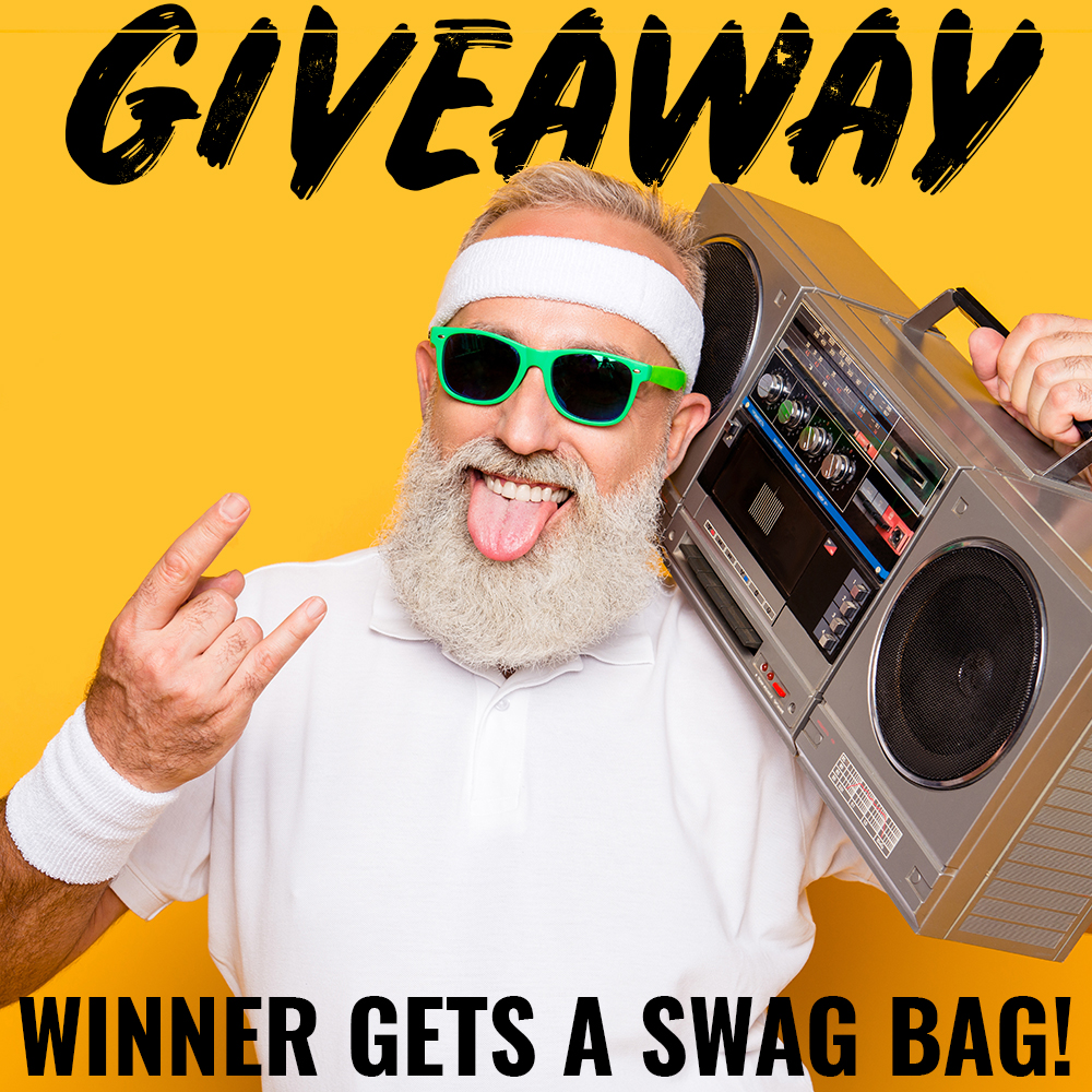 Get your best #rockstar gear on & join our Make Your Own Music Video #contest 🤘 #Tag us in a #musicvideo of you dancing, singing, lip-syncing or just playing along to your favorite song or artist! You will be entered to win #free #swag & may be featured on our social media🤩