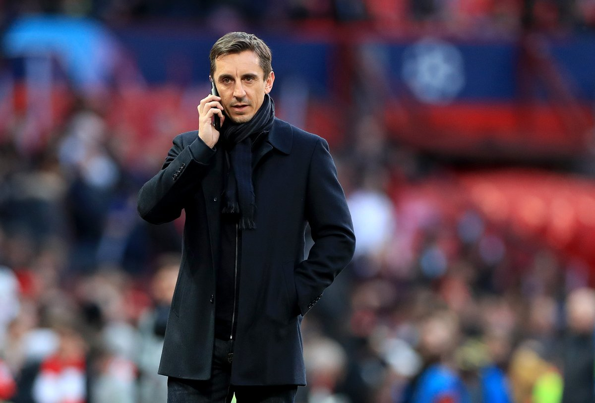 Gary Neville 🗣 We're seeing the main structural flaw in English football. The bottom club in the PL gaining £100m of broadcast money and the top club in the EFL, Leeds get £3m. You must see the disconnect & the disproportionate financial reward. It needs resetting. Thoughts?
